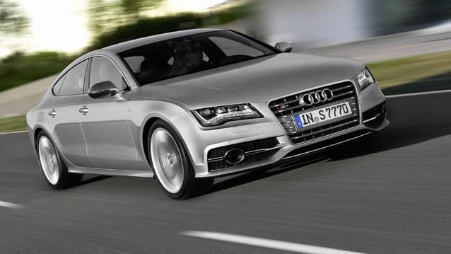 Audi моделей S6 и S7 2013-2014 годов выпуска являются пожароопасными