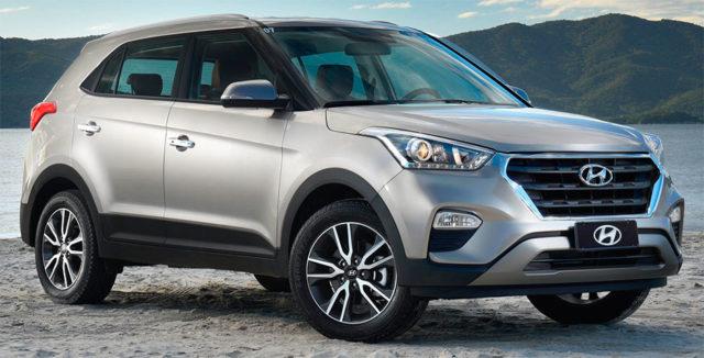 Новый кузов Hyundai Creta 2018: комплектация, цена и фото