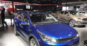 Новый кузов Kia Rio Cross 2018 комплектации, цена и фото