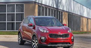 Новый кузов Kia Sportage 2018: комплектации, цена и фото