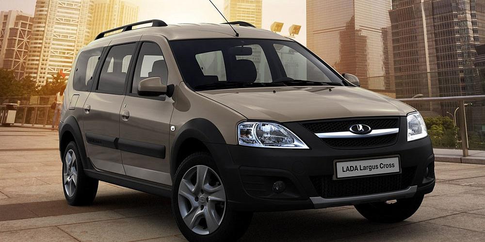 Лада Ларгус Кросс (Lada Largus Cross) 2019 в новом кузове