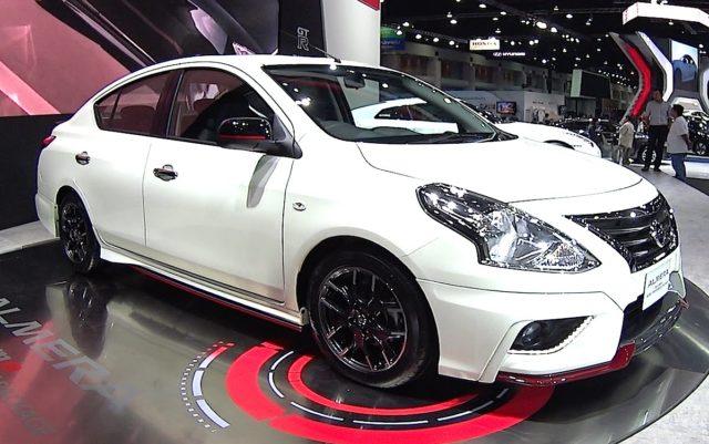 Новый кузов Nissan Almera 2018 комплектации, цена и фото