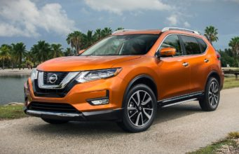 Новый кузов Nissan X-Trail 2018: комплектации, цена и фото