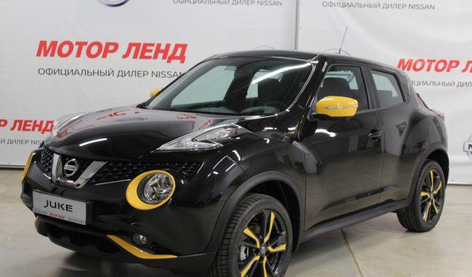Новый кузов Nissan Juke 2018 комплектация, цена и фото
