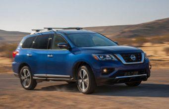 Новый кузов Nissan Pathfinder 2018: комплектация, цена, фото
