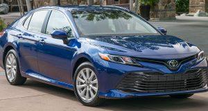 Новый кузов Toyota Camry 2018 комплектация, цена, фото