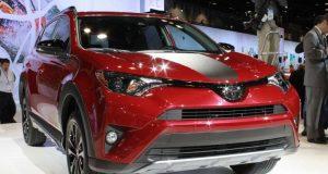 Новый кузов Toyota RAV 4 комплектация, цена, фото