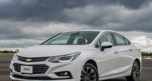 Новый кузов Chevrolet Cruze 2018 комплектации, цена и фото