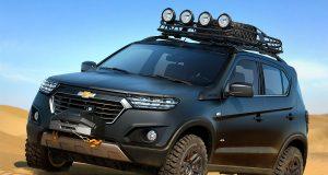Новый кузов Chevrolet Niva 2018 комплектации, цена и фото