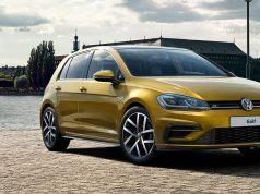 Новый кузов Volkswagen Golf 2018 комплектации, цена и фото