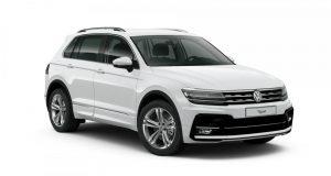 Новый кузов Volkswagen Tiguan 2018 комплектации, цена и фото