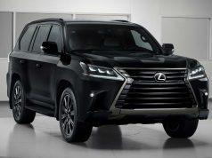 Новый кузов Lexus LX 570 2019 комплектации, цена и фото