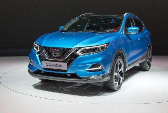 Новый кузов Nissan Qashqai 2019 комплектации, цена и фото