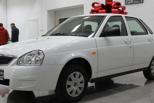 Новый кузов Lada Priora 2019 комплектации, цена и фото