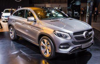 Новый кузов Mercedes-Benz GLE 2019 комплектации, цена и фото
