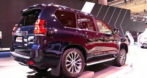 Новый кузов Toyota Land Cruiser 300 2019 комплектации, цена и фото
