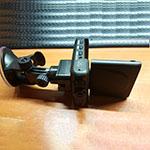 Бюджетный видеорегистратор, с мощной подсветкой для ночной съемки