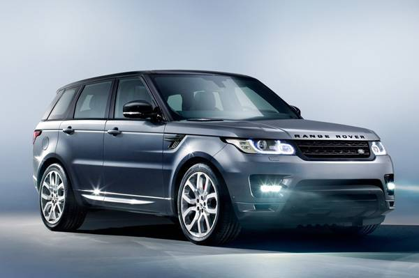 Новый Range Rover Evoque 2014