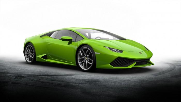 Lamborghini освежит Huracan LP 610-4