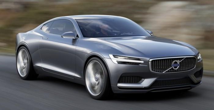Серийное купе Volvo S90 Coupe дебютирует к 2020 году