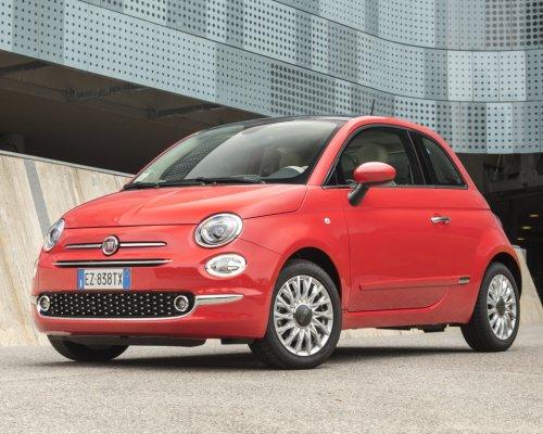 В России начались продажи обновленного субкомпакта Fiat 500