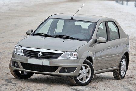 Компания Renault представит обновленный Logan под именем «Москвич»