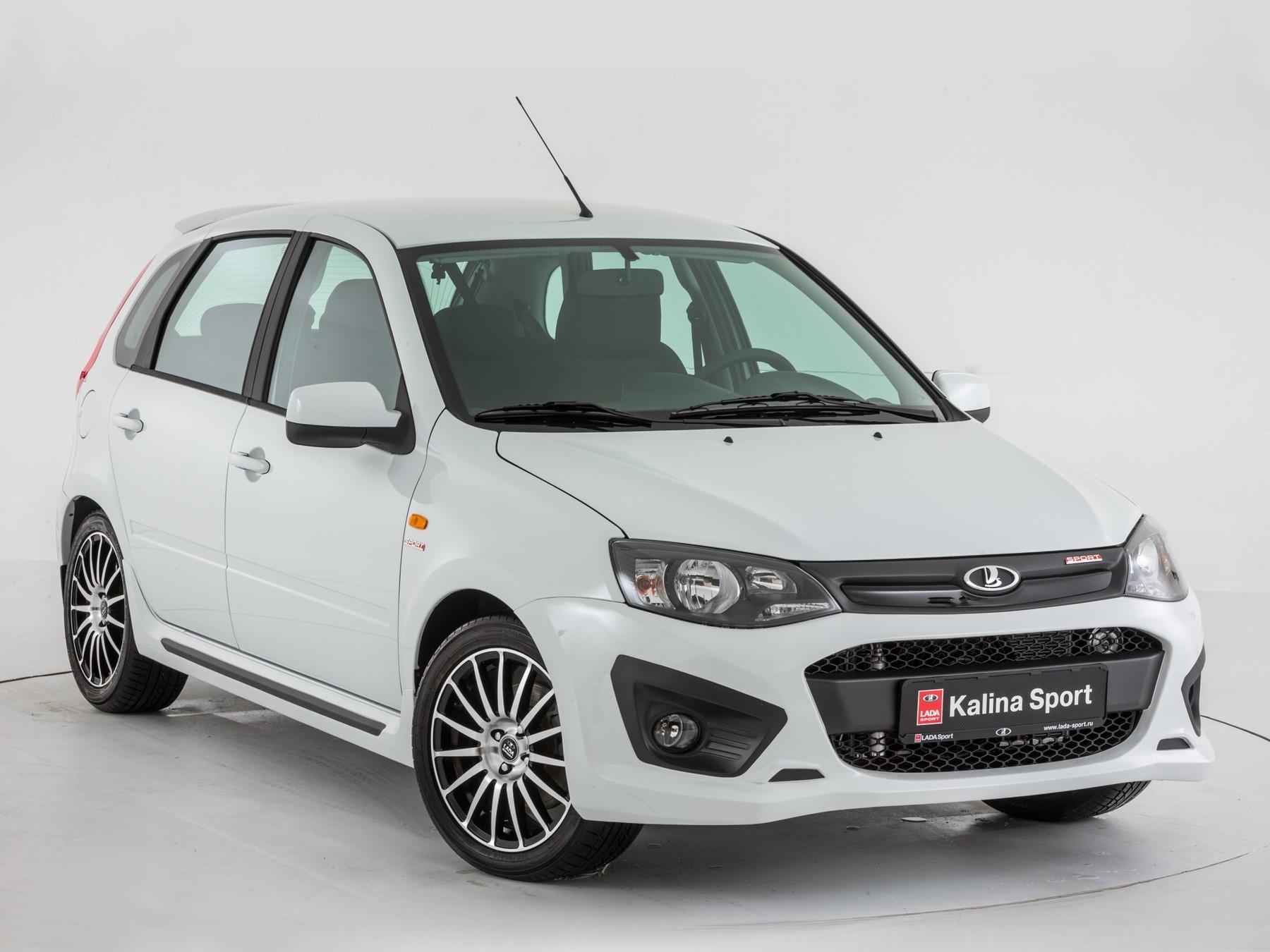 Изменения в новом кузове Лада Калина Спорт в 2018 году фото