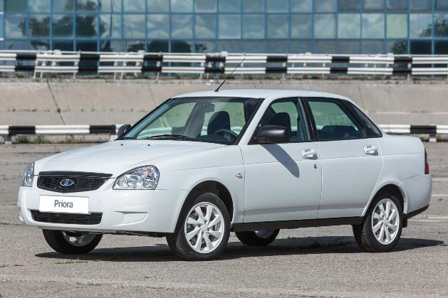 Изменения в новом кузове Лада Приора седан в 2018 году фото