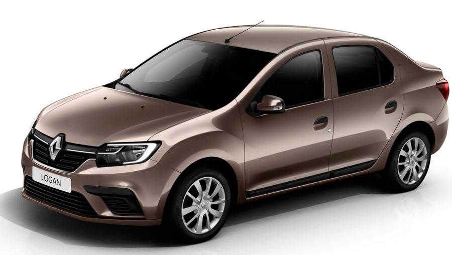 Renault Logan (Рено Логан) купить в