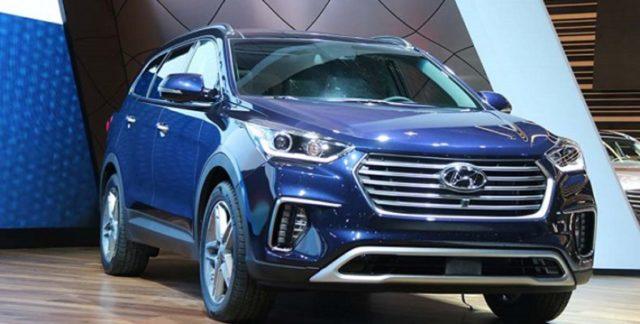 Новый кузов Hyundai Santa Fe 2018: комплектация, цена и фото