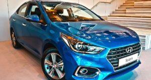 Новый кузов Hyundai Solaris 2018: комплектации, цена и фото