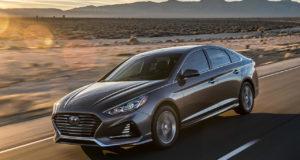 Новый кузов Hyundai Sonata 2018: комплектация, цена и фото