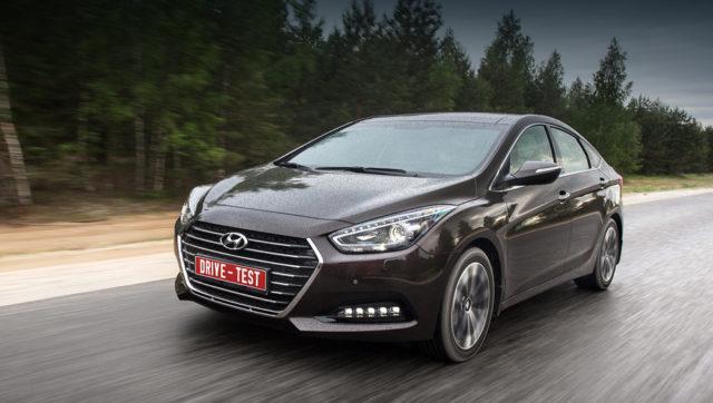 Новый кузов Hyundai i40 2018: комплектации, цена и фото