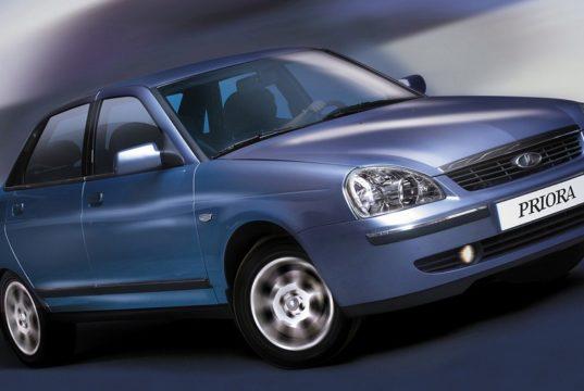 Новый кузов Lada Priora Sedan 2018: комплектации, цена и фото