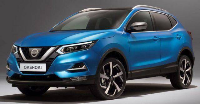 Новый кузов Nissan Qashqai 2018: комплектации, цена и фото