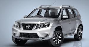 Новый кузов Nissan Terrano 2018: комплектации, цена и фото