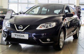 Новый кузов Nissan Tiida 2018: комплектации, цена и фото