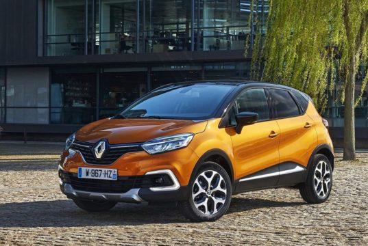 Новый кузов Renault Captur 2018: комплектация, цена и фото