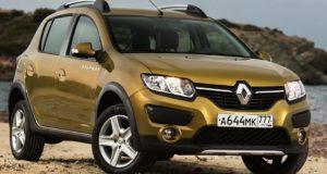 Новый кузов Renault Sandero Stepway 2018 комплектации, цена и фото