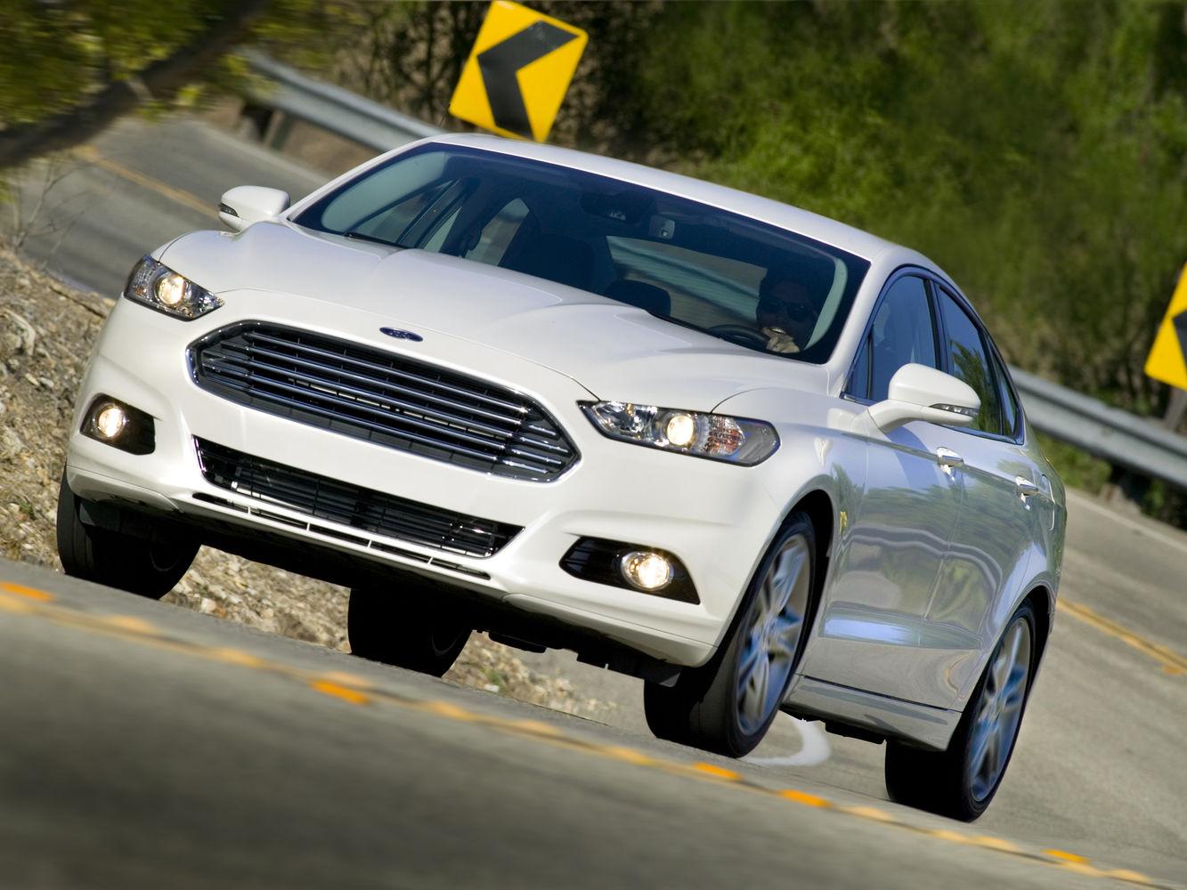 Информация с официального сайта о Форд Мондео фото