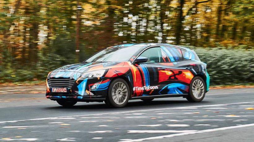 Изменения в новом кузове Форд Фокус в 2018 фото