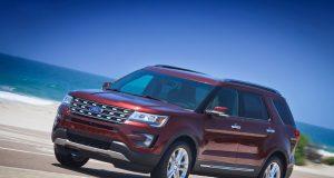Новый кузов Ford Explorer 2018 комплектация, цена, фото