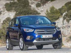 Новый кузов Ford Kuga 2018 комплектация, цена, фото