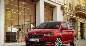Новый кузов Skoda Fabia 2018 комплектации, цена и фото