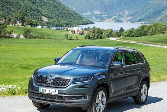 Новый кузов Skoda Kodiaq 2018 комплектация, цена, фото