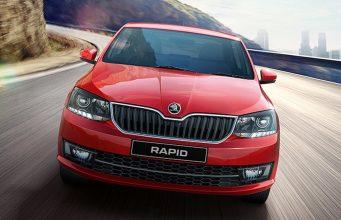 Новый кузов Skoda Rapid 2018 комплектации, цена и фото