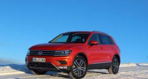 Новый кузов Volkswagen Tiguan 2018 комплектация, цена, фото