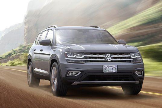 Новый кузов Volkswagen Teramont 2018: комплектации, цена и фото