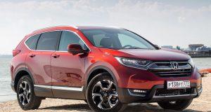 Новый кузов Honda CR-V 2018 комплектации, цена и фото