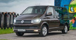 Новый кузов Volkswagen Caravelle 2018 комплектации, цена и фото